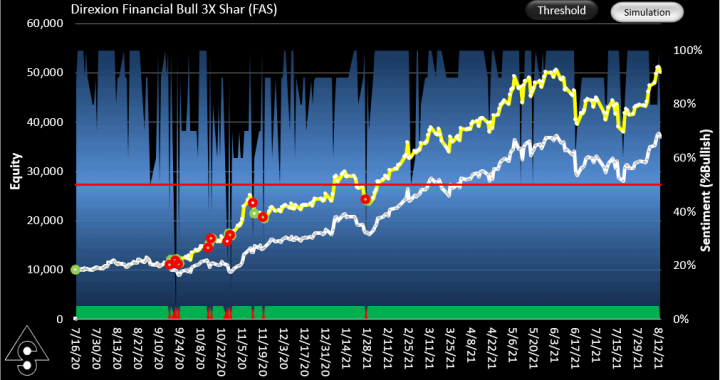 FAS trading simulation
